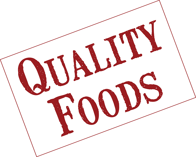 Quality Foods Logo